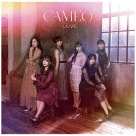 ソニーミュージックマーケティング =LOVE/CAMEO Type-B【CD】
