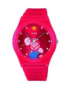 アルバ ALBA 【クオーツ時計】アルバ(ALBA) スーパーマリオ 全員集合 ACCK430 [正規品]
