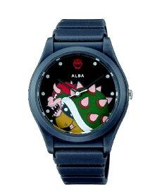 アルバ ALBA 【クオーツ時計】アルバ(ALBA) スーパーマリオ 全員集合 ACCK433 [正規品]