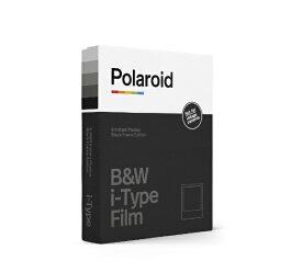 ポラロイド Polaroid B&W Film For i-Type Black Frame Edition 6033 [8枚 /1パック]