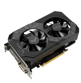 ASUS エイスース グラフィックボード TUF-GTX1650-O4GD6-GAMING [4GB /GeForce GTXシリーズ]