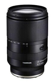 タムロン TAMRON カメラレンズ 28-200mm F/2.8-5.6 Di III RXD(Model A071) 28-200F2.8-5.6Di3 [ソニーE /ズームレンズ]