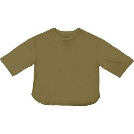 SHELTECH シェルテック レディース 5分丈 スリーブシャツ(Fサイズ/ベージュ) SHL003L