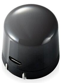 エレコム ELECOM スマートフォン・タブレット用AC充電器 Type-C1ポート 1.5A出力 ブラック MPA-ACC15BK
