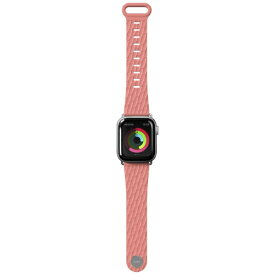 LAUT ラウ Apple Watch 1/2/3/4/5 38/40mm BAND LAUT ACTIVE 2.0 CORAL L_AWS_A2_P