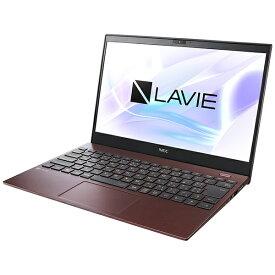 NEC エヌイーシー ノートパソコン LAVIE ProMobile クラシックボルドー PC-PM550SAR [13.3型 /intel Core i5 /SSD:256GB /メモリ:8GB /2020年夏モデル][13.3インチ office付き 新品 windows10]