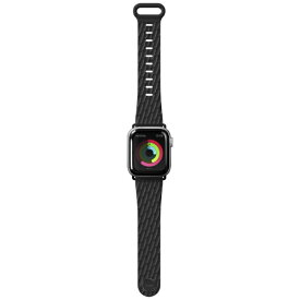 LAUT ラウ Apple Watch 1/2/3/4/5 38/40mm BAND LAUT ACTIVE 2.0 BLACK L_AWS_A2_BK