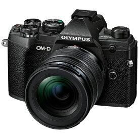 オリンパス OLYMPUS OM-D E-M5 Mark III ミラーレス一眼カメラ 12-45mm F4.0 PRO キット ブラック [ズームレンズ]