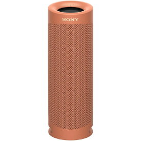 ソニー SONY ブルートゥーススピーカー SRS-XB23 RC レッド [Bluetooth対応 /防水]