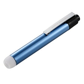 オーム電機 OHM ELECTRIC LEDスリムペンライト ブルー LH-PY411-A [LED /単4乾電池×1 /防水]