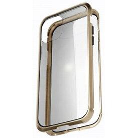 AREA エアリア iPhone 11 Pro 用 360 STRONG 2 ガラスパネル バンパーケース エアリア ゴールド MS-B2G11P-GD