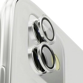 AREA エアリア iPhone 11用背面カメラレンズプロテクター エアリア シルバー ICPT11-SL