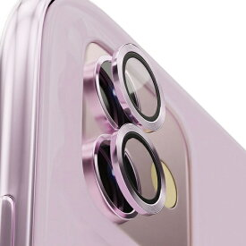 AREA エアリア iPhone 11用背面カメラレンズプロテクター エアリア パープル ICPT11-PU