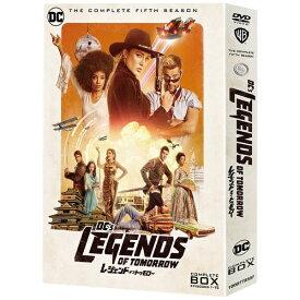 【2020年11月06日発売】 NBCユニバーサル NBC Universal Entertainment レジェンド・オブ・トゥモロー <フィフス・シーズン> コンプリート・ボックス【DVD】