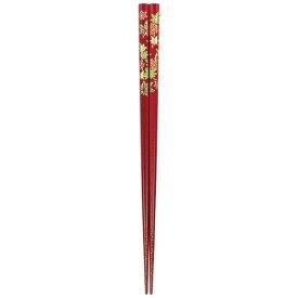 田中箸店 TANAKA HASHI 日本の秋箸 赤