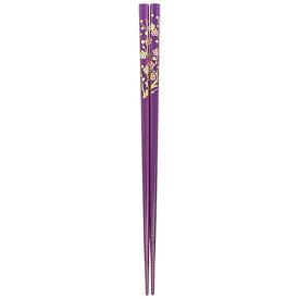 田中箸店 TANAKA HASHI 祝梅箸 紫