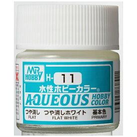GSIクレオス GSI Creos 水性ホビーカラー H11 つや消しホワイト