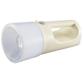 オーム電機 OHM ELECTRIC LEDトーチライト ランタン LH-S24-W [LED /単2乾電池×4 /防水]
