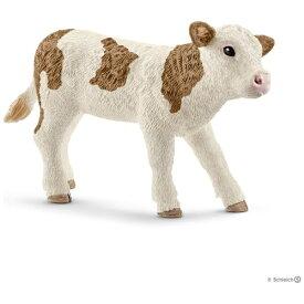 シュライヒジャパン Schleich シュライヒ 13802 シンメンタール牛(仔)