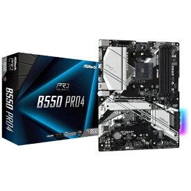 ASROCK アスロック マザーボード B550 Pro4 B550Pro4 [ATX /Socket AM4]