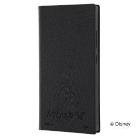 レイアウト rayout Galaxy A41 ディズニー/耐衝撃 手帳 サイドマグネット ミッキー RT-DGA41TBC7/MK