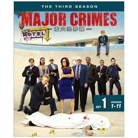ワーナー ブラザース MAJOR CRIMES 〜重大犯罪課 <サード> 前半セット【DVD】