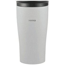 ハリオ HARIO フタ付き保温タンブラー300 STF300GR[STF300GR]
