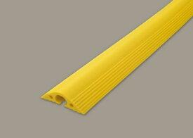 マサル工業 軟質プロテクタ幅80イエロー(安全色)1m BNP810Y