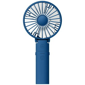 IRIVER LFAN-200007 携帯扇風機 ハンディファン デスクファン STORM MONSTER F CLASSIC BLUE