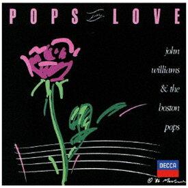 ユニバーサルミュージック ジョン・ウィリアムズ&ボストン・ポップス・オーケストラ/ パッヘルベルのカノン、月の光〜ポップス・イン・ラヴ 生産限定盤【CD】