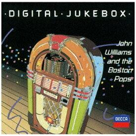 ユニバーサルミュージック ジョン・ウィリアムズ&ボストン・ポップス・オーケストラ/ おもいでの夏、ピンク・パンサー〜デジタル・ジュークボックス 生産限定盤【CD】