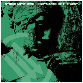 ハピネット Happinet Strike Anywhere/ Nightmares of the West【CD】