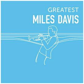 ユニバーサルミュージック マイルス・デイヴィス/ GREATEST MILES DAVIS【CD】
