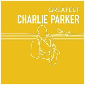 ユニバーサルミュージック チャーリー・パーカー/ GREATEST CHARLIE PARKER【CD】
