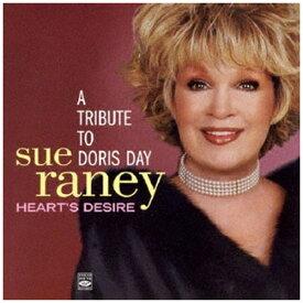 日本クラウン NIPPON CROWN Sue Raney/ A Tribute to Doris Day - Heart's Desire【CD】