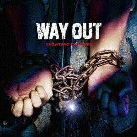 ランティス Lantis 森久保祥太郎/ WAY OUT【CD】