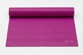 ヨガワークス YOGA WORKS ヨガマット3.5mm(アサイ/約173cm×61cm×3.5mm)YW-A101-C112