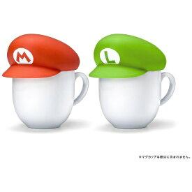 任天堂販売 Nintendo Sales スーパーマリオ ホーム&パーティ マグカップカバー(マリオ/ルイージ)
