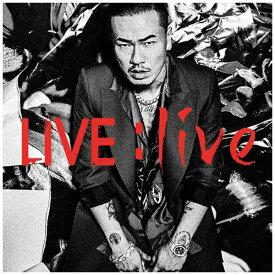 ユニバーサルミュージック AK-69/ LIVE : live 通常盤【CD】