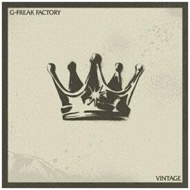 ポニーキャニオン PONY CANYON G-FREAK FACTORY/ VINTAGE 初回限定盤【CD】