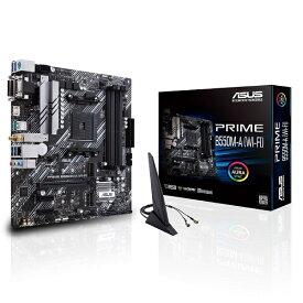 ASUS エイスース マザーボード PRIME B550M-A (WI-FI) [MicroATX /AMD AM4]
