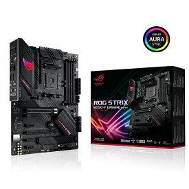 ASUS エイスース ゲーミングマザーボード ROG STRIX B550-F GAMING(WI-FI) [ATX /AMD AM4]