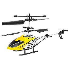 ハック 3.5ch赤外線ヘリコプター ジャイロサイクロン イエロー