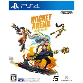 エレクトロニック・アーツ Electronic Arts ロケットアリーナ ミシックエディション【PS4】