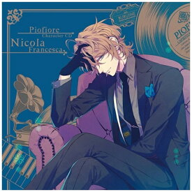 インディーズ ニコラ・フランチェスカ(CV:木村良平)/ ピオフィオーレの晩鐘 Character CD Vol.4 ニコラ・フランチェスカ【CD】