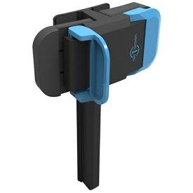 TENONEDESIGN テンワンデザイン iPhone/iPad/iPod touch対応 マウントアダプタ Mountie(MacBook/iMac用) ブルー TEN-OT-000001[TENOT000001]