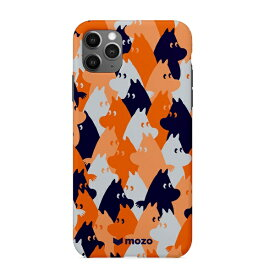 CASEPLAY ケースプレイ MOOMIN for iPhone 11 [ Orange camo ]
