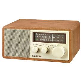Sangean サンジーン FM/AMラジオ対応 ブルートゥーススピーカー チェリー WR-302 [Bluetooth対応]