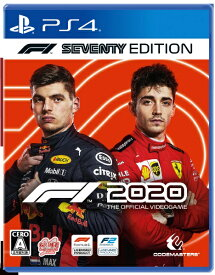 GSE Game Source Entertainment F1 2020 F1 Seventy Edition【PS4】