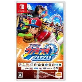 バンダイナムコエンターテインメント BANDAI NAMCO Entertainment プロ野球 ファミスタ 2020【Switch】